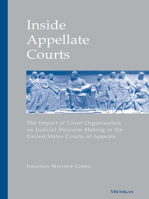 cover image of Inside Appellate Courts