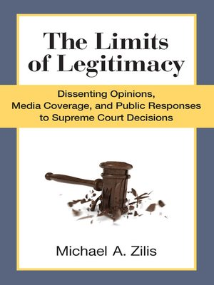 cover image of Limits of Legitimacy