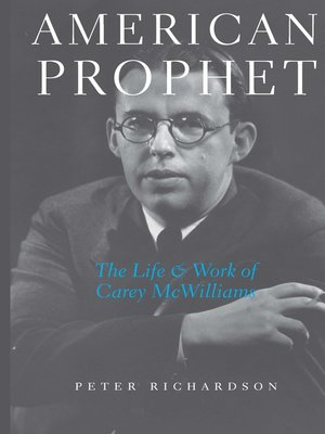 cover image of American Prophet
