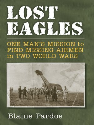 cover image of Lost Eagles