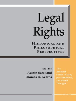 cover image of Legal Rights