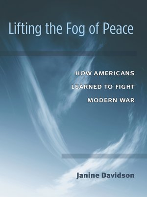 cover image of Lifting the Fog of Peace