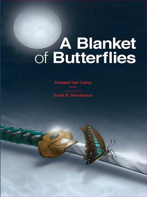 cover image of A Blanket of Butterflies