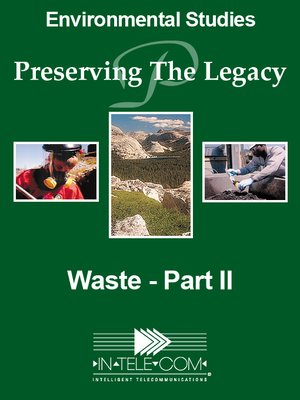 cover image of Waste - Part II