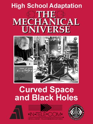 cover image of Curved Space and Black Holes