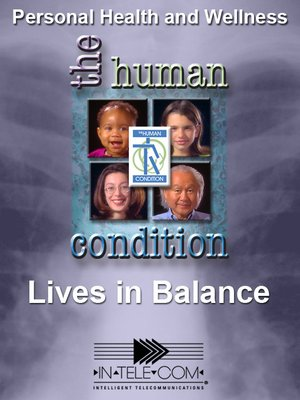 cover image of Lives In Balance
