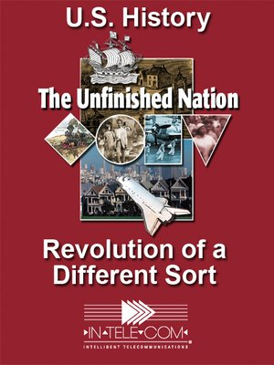 cover image of Revolution of a Different Sort