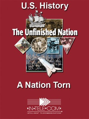 cover image of A Nation Torn