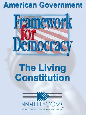 cover image of The Living Constitution