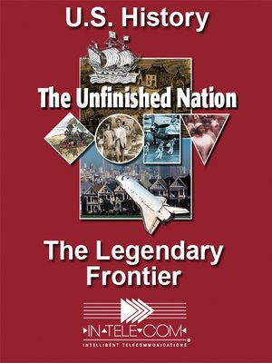 cover image of The Legendary Frontier