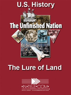 cover image of The Lure of Land