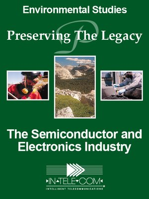 cover image of The Semiconductor and Electronics Industry