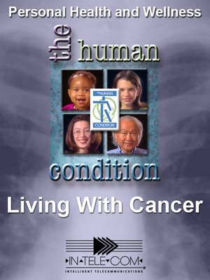 cover image of Living With Cancer