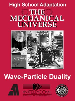 cover image of Wave-Particle Duality