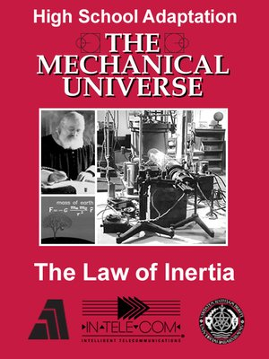 cover image of The Law of Inertia