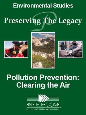 cover image of Pollution Prevention: Clearing the Air