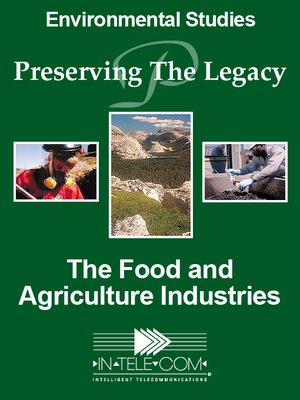 cover image of The Food and Agriculture Industries