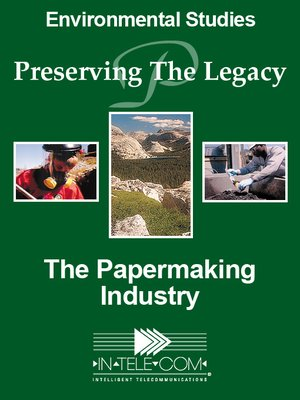 cover image of The Papermaking Industry