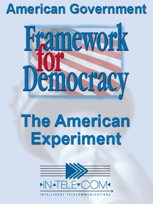 cover image of The American Experiment