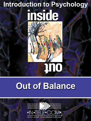 cover image of Out of Balance