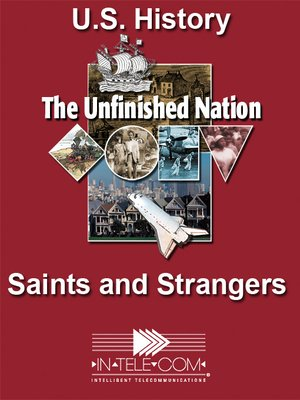 cover image of Saints and strangers
