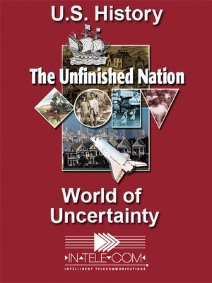 cover image of World of Uncertainty