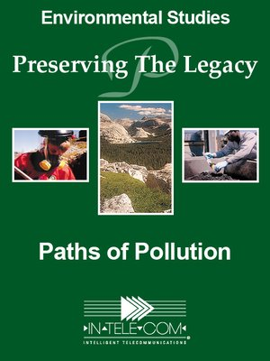 cover image of Paths of Pollution