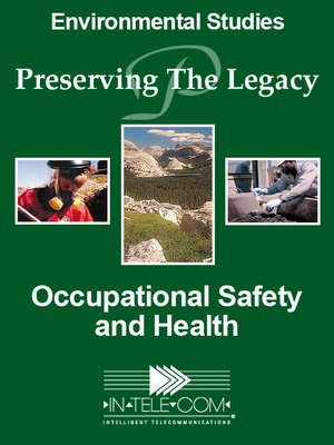 cover image of Occupational Safety and Health
