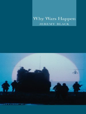 cover image of Why Wars Happen