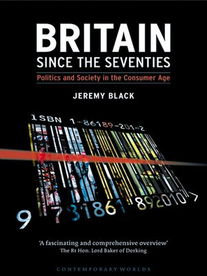 cover image of Britain since the Seventies