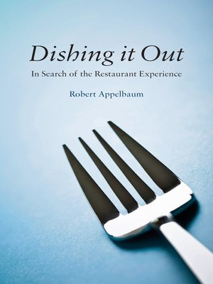 cover image of Dishing It Out