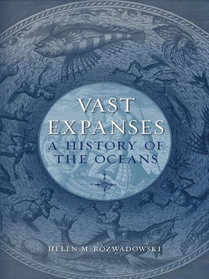cover image of Vast Expanses