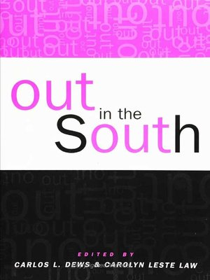 cover image of Out In the South