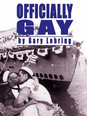cover image of Officially Gay