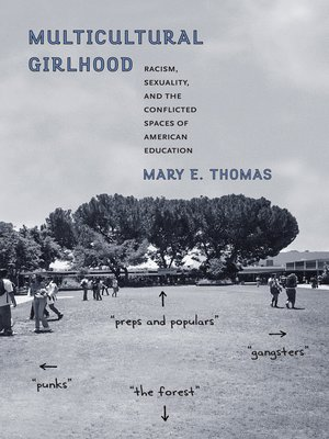 cover image of Multicultural Girlhood