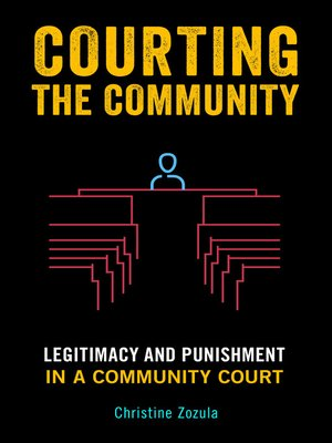 cover image of Courting the Community