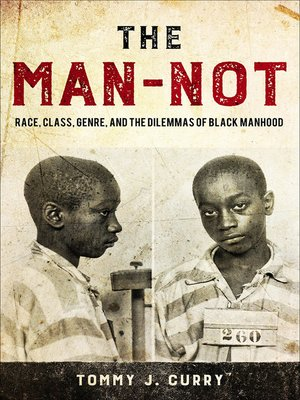 cover image of The Man-Not