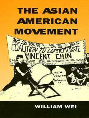 cover image of The Asian American Movement