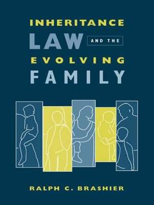 cover image of Inheritance Law and the Evolving Family