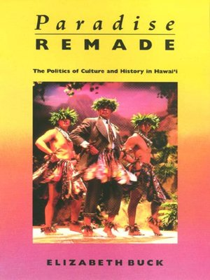 cover image of Paradise Remade