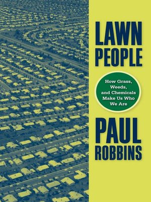 cover image of Lawn People