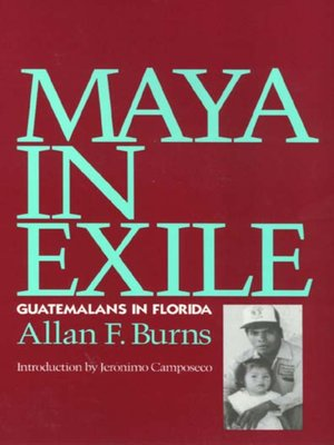 cover image of Maya In Exile