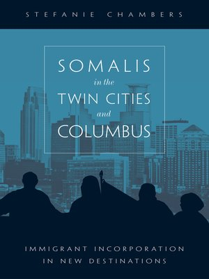 cover image of Somalis in the Twin Cities and Columbus