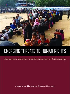 cover image of Emerging Threats to Human Rights