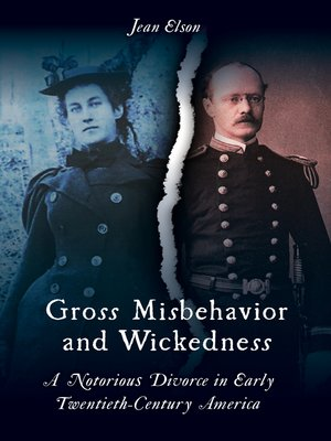 cover image of Gross Misbehavior and Wickedness
