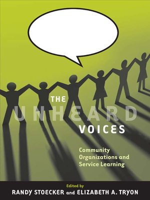 cover image of The Unheard Voices
