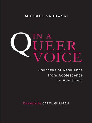 cover image of In a Queer Voice