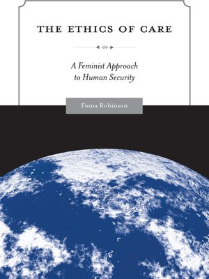 cover image of The Ethics of Care