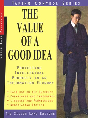 cover image of The Value of a Good Idea