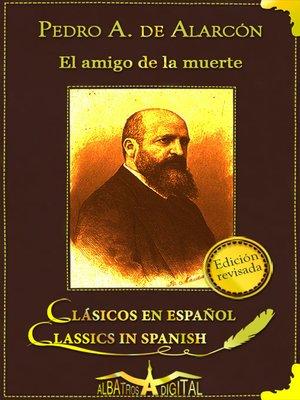 cover image of El Amigo de la Muerte